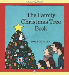 Cover for The Family Tree Christmas Book