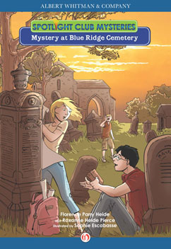 Cover for Mystery at Blue Ridge Cemetery