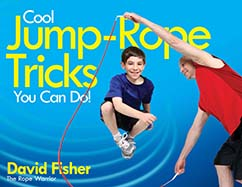 Cover for Cool Jump-Rope Tricks You Can Do!