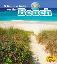 Cover for A Nature Walk on the Beach