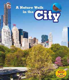 Cover for A Nature Walk in the City