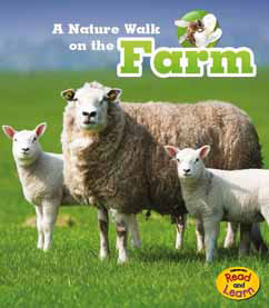 Cover for A Nature Walk on the Farm