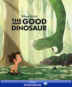 Cover for Disney Classic Stories: The Good Dinosaur