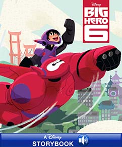 Cover for Big Hero 6