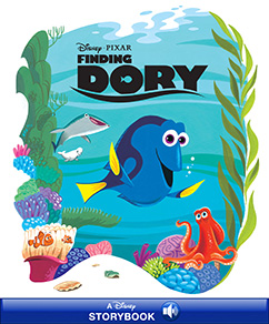 Cover for Finding Dory