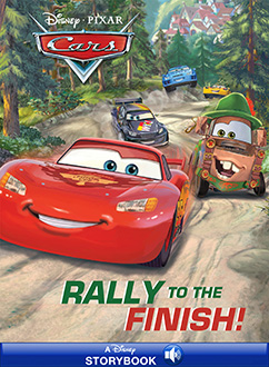 Cover for Rally to the Finish
