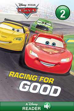 Cover for Racing for Good