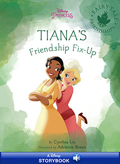 Cover for Tiana's Friendship Fix-up