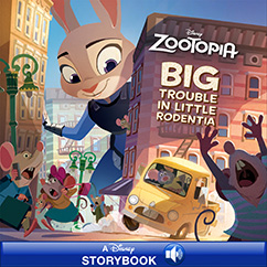 Cover for Big Trouble in Little Rodentia