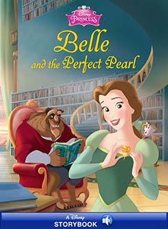 Cover for Belle and the Perfect Pearl