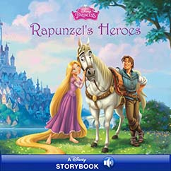Cover for Rapunzel's Heroes