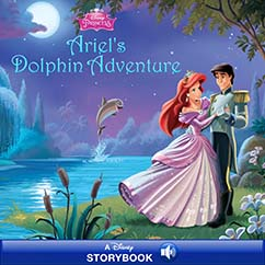 Cover for Ariel's Dolphin Adventure