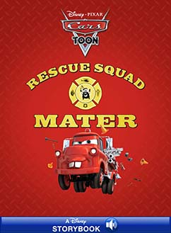 Cover for Rescue Squad Mater