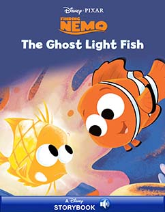 Cover for The Ghost Light Fish