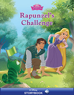 Cover for Rapunzel's Challenge
