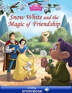 Cover for Snow White and the Magic of Friendship