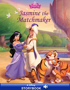 Cover for Jasmine the Matchmaker