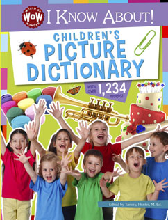 Cover for I Know About! Children's Picture Dictionary