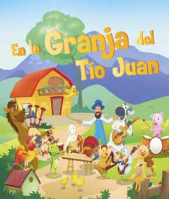 Cover for En la granja del tío Juan