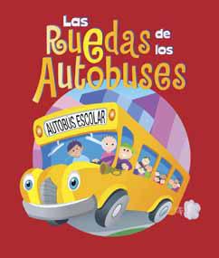 Cover for Las ruedas de los autobuses