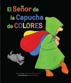 Cover for El señor de la capucha de colores