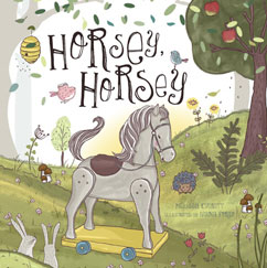 Cover for Horsey, Horsey