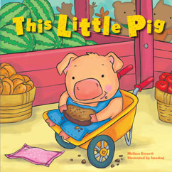 Cover for This Little Pig