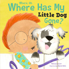 Cover for Where, Oh, Where has My Little Dog Gone