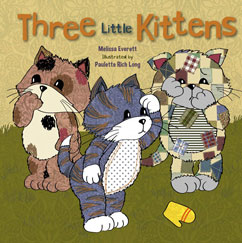 Cover for Three Little Kittens