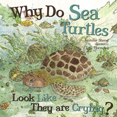 Cover for Why Do Sea Turtles Look Like They are Crying?
