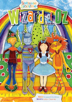 Cover for Wizard of Oz