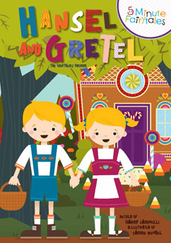Cover for Hansel and Gretel