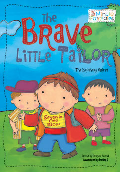 Cover for The Brave Little Tailor