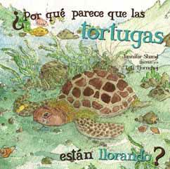 Cover for ¿Por qué parece que las tortugas están llorando?