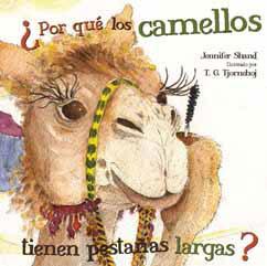 Cover for ¿Por qué los camellos tienen pestañas largas?