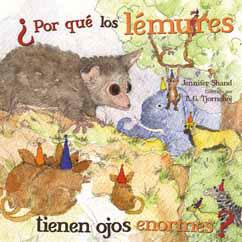 Cover for ¿Por qué los lémures tienen ojos enormes?