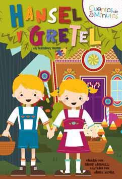 Cover for Hansel y Gretel