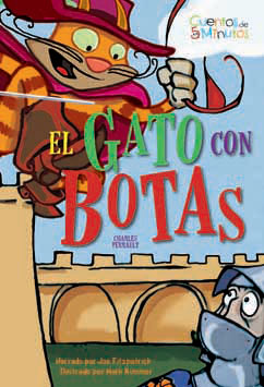 Cover for El gato con botas