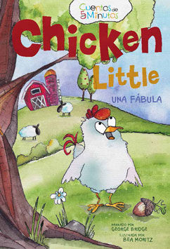 Cover for Chicken Little