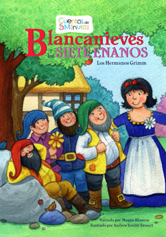 Cover for Blancanieves y los siete enanos