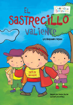 Cover for El sastrecillo valiente