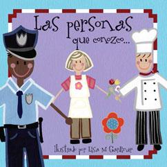 Cover for Las personas que conozco…