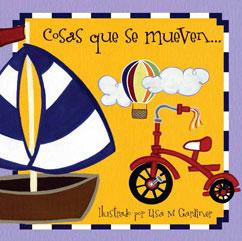 Cover for Cosas que se mueven…
