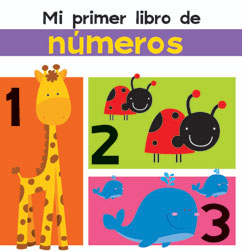 Cover for Mi primer libro de números