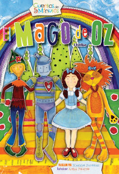 Cover for El mago de Oz