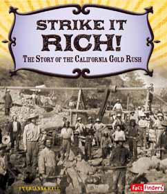 Cover for The Story of the California Gold Rush