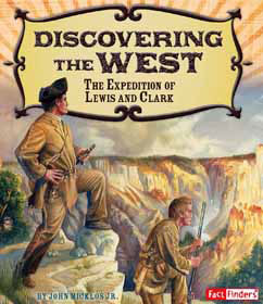 Cover for The Expedition of Lewis and Clark