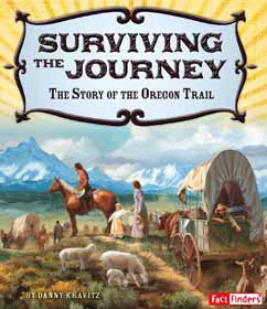 Cover for The Story of the Oregon Trail