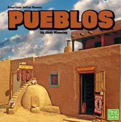 Cover for Pueblos