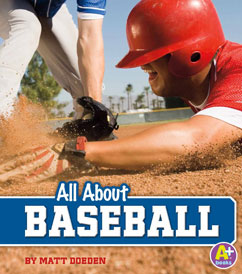 Cover for All About Baseball